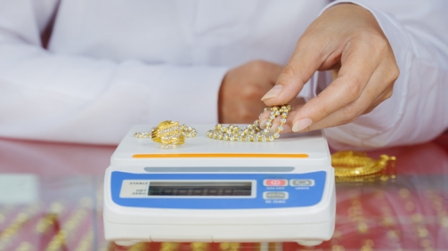 The proper process of selling gold and diamonds