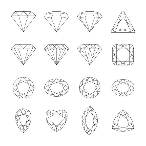 Diamond Shape