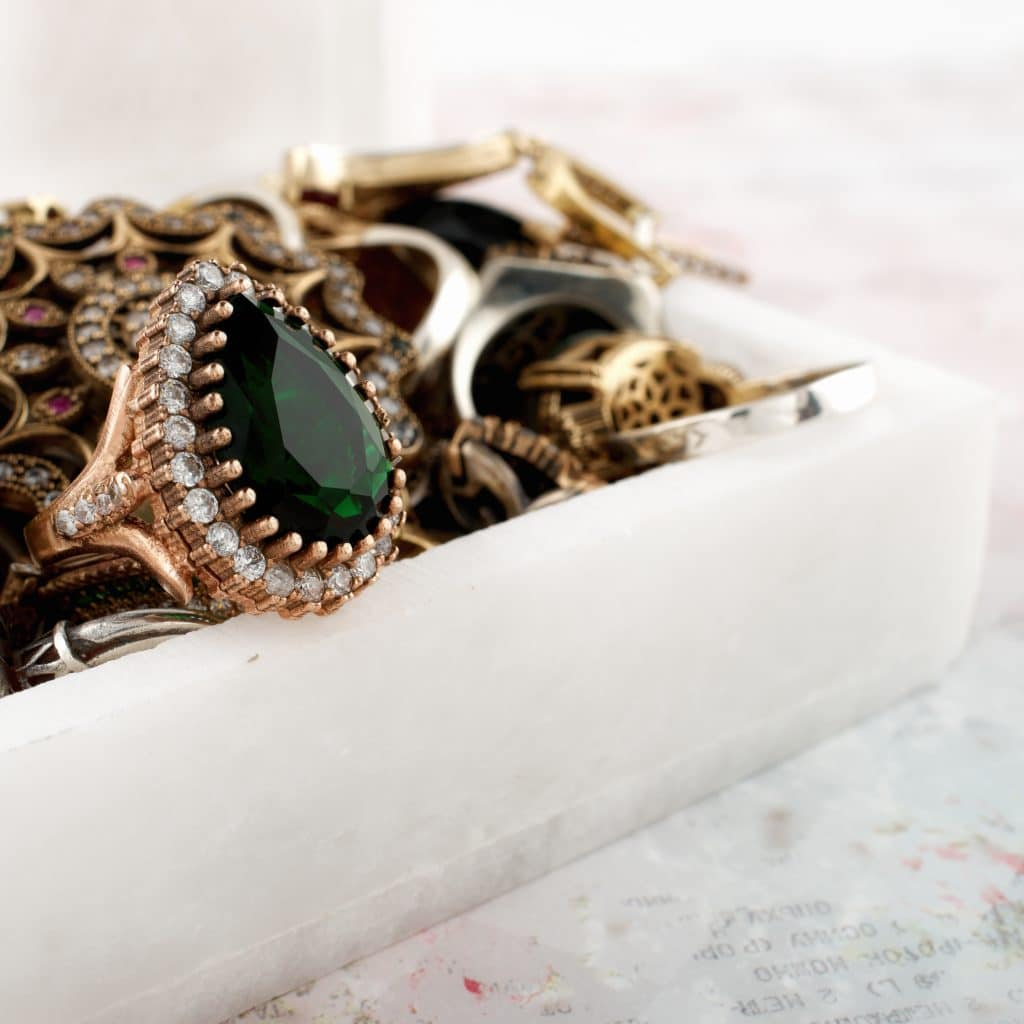 Is It Wrong To Sell Inherited Jewelry