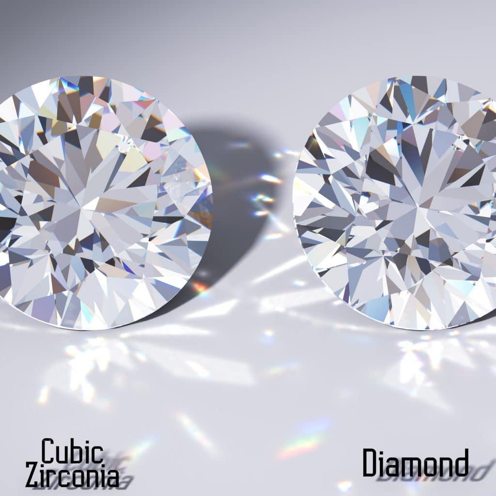 Is cubic zirconia better than diamonds?