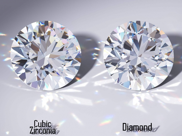 Is cubic zirconia better than diamonds?