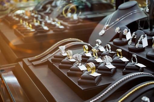 Gold Jewelry Diamond