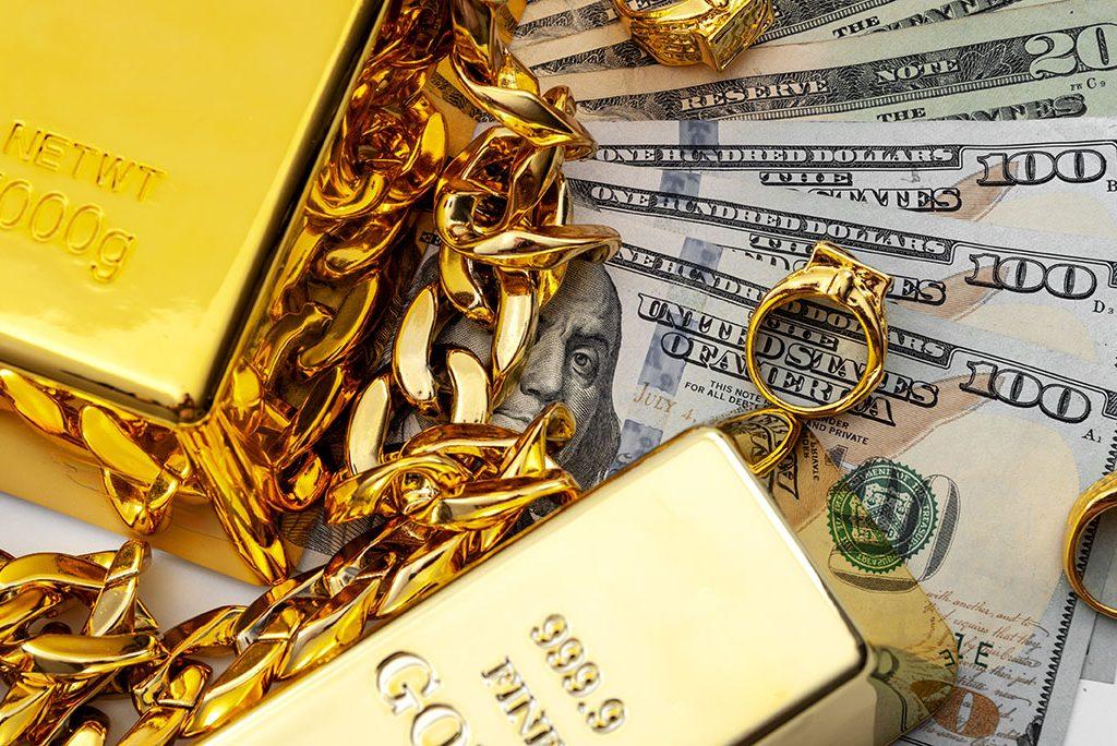 Jewelry buyer, pawn shop