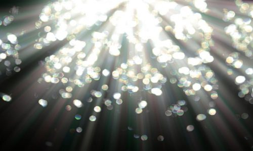 Abstract shiny light background or texture